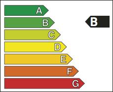 Miljømerke B