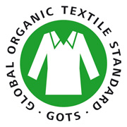GOTS : Global Organic Textile Standard : Grønt Skift
