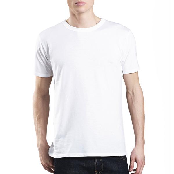 Svart sval og behagelig t skjorte i 50 % tencel, 50