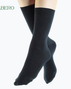 6 par svarte unisex-sokker i økologisk bomull » Etiske & økologiske klær » Grønt Skift