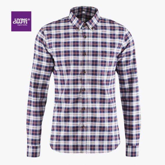 flannelskjorte