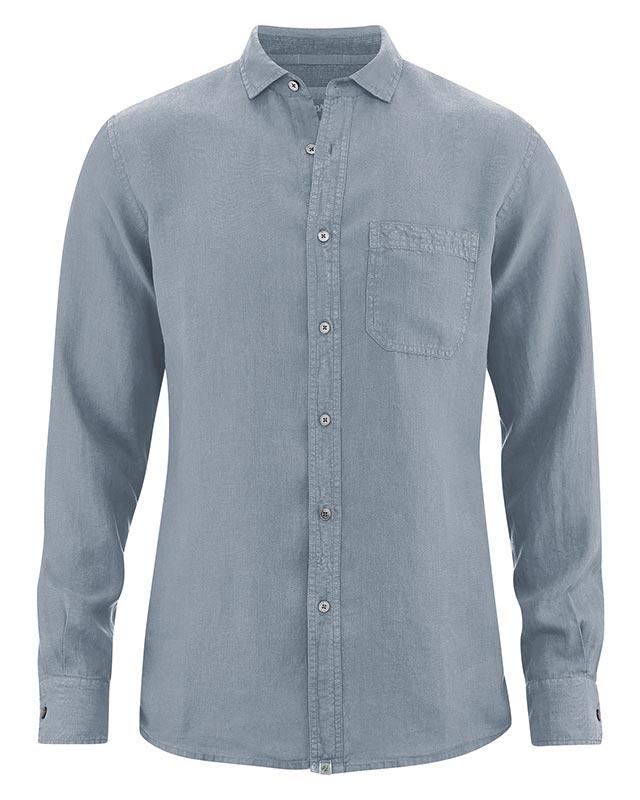 Sjel byttes i skjorte