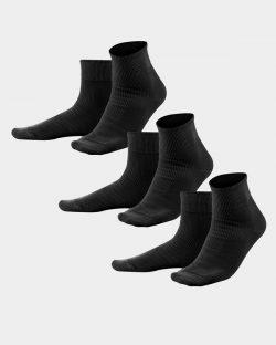 3 pack unisex sokker uten plaststoffer i økologisk bomull fra Living Crafts » Etiske & økologiske klær » Grønt Skift