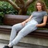 Grå unisex sweatpants - 100 % økologisk bomull » Etiske & økologiske klær » Grønt Skift