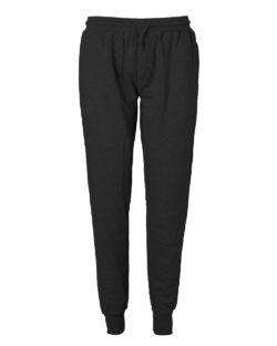 Svart unisex sweatpants - 100 % økologisk bomull » Etiske & økologiske klær » Grønt Skift