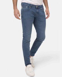 Slim Lassen - pure blue jeans i resirkulert og økologisk bomull » Etiske & økologiske klær » Grønt Skift