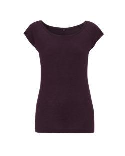 Lilla t-skjorte i 70 % bambusviskose, 30 % økologisk bomull » Etiske & økologiske klær » Grønt Skift