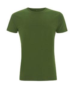 Gressgrønn t-skjorte i 70 % bambusviskose og 30 % økologisk bomull » Etiske & økologiske klær » Grønt Skift