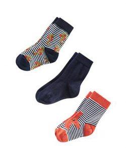 3 par sokker til baby - 100 % økologisk bomull » Etiske & økologiske klær » Grønt Skift