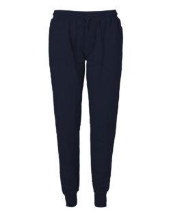 Mørkeblå unisex sweatpants - 100 % økologisk bomull » Etiske & økologiske klær » Grønt Skift