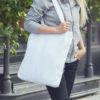 Hvitt handlenett - 100 % økologisk bomull » Etiske & økologiske klær » Grønt Skift