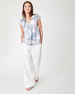 Topp med print - 100 % hamp » Etiske & økologiske klær » Grønt Skift