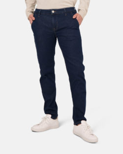Dunn Chino - strong blue jeans i resirkulert og økologisk bomull » Etiske & økologiske klær » Grønt Skift