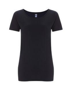 Mørkeblå t-skjorte i 100 % økologisk fairtrade bomull » Etiske & økologiske klær » Grønt Skift