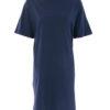 Mørkeblå nattkjole 1