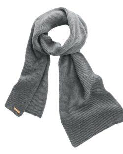 Unisex grå skjerf » Etiske & økologiske klær » Grønt Skift