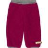 4082-az-vt mørk rosa fleece bukse