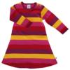 2824 stripete kjole