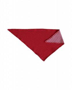 Rød bandana-smikke i 100 % økologisk bomull » Etiske & økologiske klær » Grønt Skift