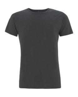 Koksgrå t-skjorte i 70 % bambusviskose og 30 % økologisk bomull » Etiske & økologiske klær » Grønt Skift