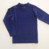 19012 blå trøye