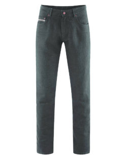 Blågrå unisex bukse fra HempAge - 100 % ren hamp » Etiske & økologiske klær » Grønt Skift