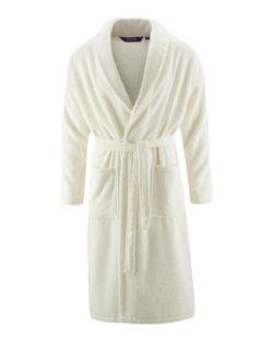 Hvit morgenkåpe » Etiske & økologiske klær » Grønt Skift