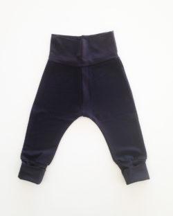 Svart bukse i bambusviskose » Etiske & økologiske klær » Grønt Skift