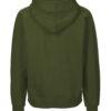 Militærgrønn hettejakke - 100 % økologisk bomull » Etiske & økologiske klær » Grønt Skift