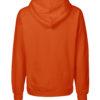 Oransje hettejakke - 100 % økologisk bomull » Etiske & økologiske klær » Grønt Skift