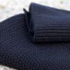 Navy kjøkkenklut i 2 forskjellige teksturer - 100 % økologisk bomull » Etiske & økologiske klær » Grønt Skift