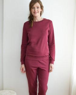 Winter rose pysj - 100 % økologisk bomull » Etiske & økologiske klær » Grønt Skift