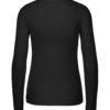 Svart trøye - 100 % økologisk bomull» Etiske & økologiske klær » Grønt Skift