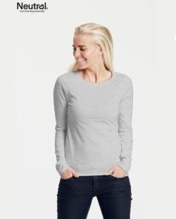 Grå trøye - 100 % økologisk bomull» Etiske & økologiske klær » Grønt Skift