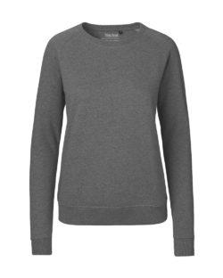 Mørkegrå collegegenser - 100 % økologisk bomull » Etiske & økologiske klær » Grønt Skift