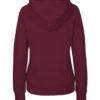Burgunder hettegenser - 100 % økologisk bomull » Etiske & økologiske klær » Grønt Skift