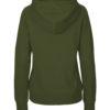 Militærgrønn hettegenser - 100 % økologisk bomull » Etiske & økologiske klær » Grønt Skift