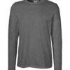 Mørkegrå trøye - 100 % økologisk bomull » Etiske & økologiske klær » Grønt Skift
