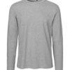 Grå trøye - 100 % økologisk bomull » Etiske & økologiske klær » Grønt Skift