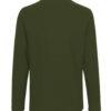 Militærgrønn trøye - 100 % økologisk bomull » Etiske & økologiske klær » Grønt Skift