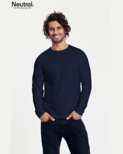 Navy trøye - 100 % økologisk bomull » Etiske & økologiske klær » Grønt Skift
