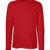 Rød trøye - 100 % økologisk bomull » Etiske & økologiske klær » Grønt Skift