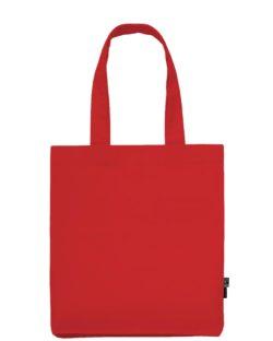 Rødt handlenett - 100 % økologisk bomull » Etiske & økologiske klær » Grønt Skift