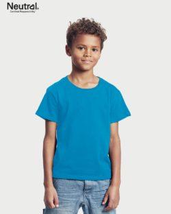 Turkis unisex t-skjorte - 100 % økologisk bomull » Etiske & økologiske klær » Grønt Skift