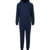 Navy jumpsuit til barn - 100 % økologisk bomull » Etiske & økologiske klær » Grønt Skift