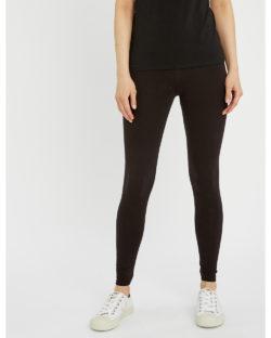 Svarte leggings - 100% økologisk bomull » Etiske & økologiske klær » Grønt Skift