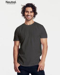 Kalk slightly fitted t-skjorte - 100 % økologisk bomull » Etiske & økologiske klær » Grønt Skift
