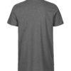 Mørkegrå slightly fitted t-skjorte - 100 % økologisk bomull » Etiske & økologiske klær » Grønt Skift