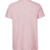 Lyserosa slightly fitted t-skjorte - 100 % økologisk bomull » Etiske & økologiske klær » Grønt Skift