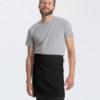 Kort forkle - 100 % økologisk bomull » Etiske & økologiske klær » Grønt Skift